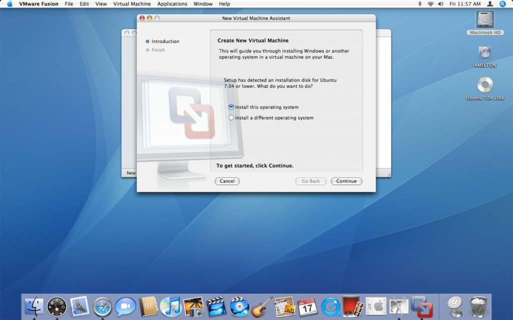 download vmware fusion 4 for mac free